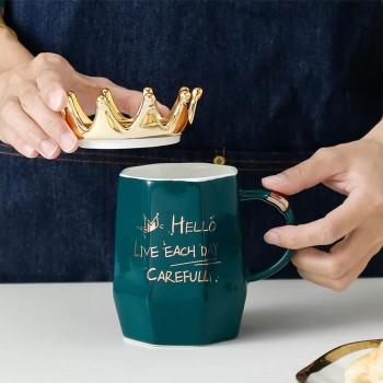 Tasse à café en céramique...