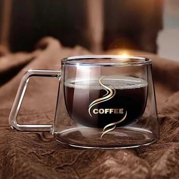Tasse café double paroi 200...