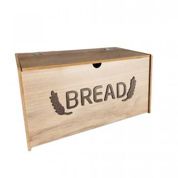 Boite À Pain Motif Bread En...