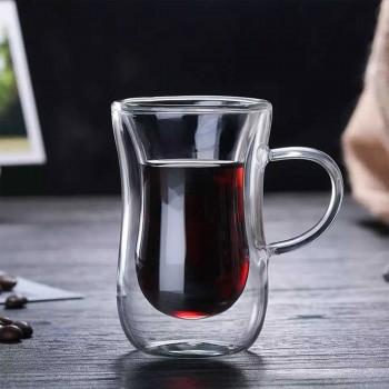 Service à thé double paroi...