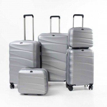 Série de 5 valises en ABS -...
