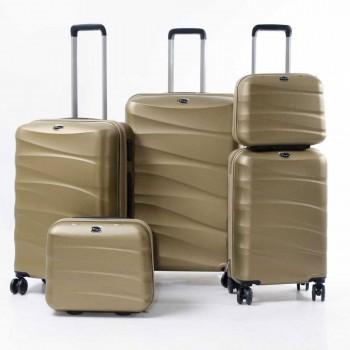 Série de 5 valises en ABS...